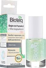 Voňavky, Parfémy, kozmetika Olej na nechty s mikrokapsulami - Bioteq Nail Oil With Microcapsules