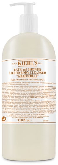 Čistiaci sprchový gél - Kiehl's Liquid Body Cleanser Grapefruit