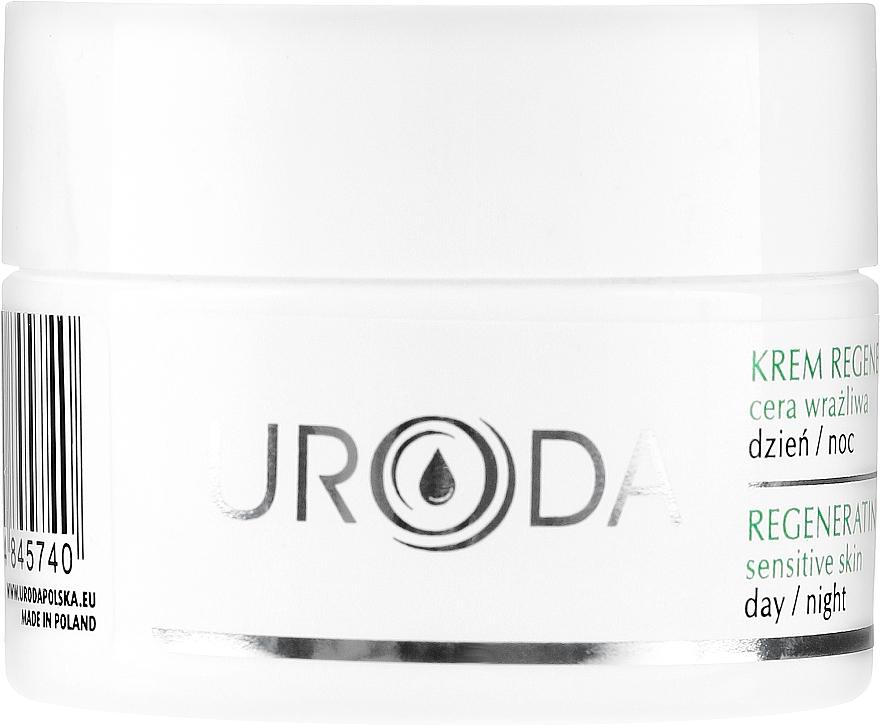 Obnovujúci krém pre citlivú pleť - Uroda Regenerating Face Cream For Sensitive Skin