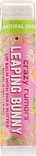 Voňavky, Parfémy, kozmetika Balzam na pery - Crazy Rumors Leaping Bunny Lip Balm