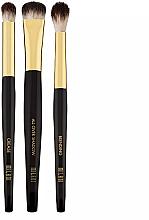 Voňavky, Parfémy, kozmetika Sada - Milani Jetset Eye Brush Kit