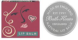 """Voňavky, Parfémy, kozmetika Balzam na pery """"Šťavnatá slivka"""" - Bath House Jucy Plum Lip Balm"""