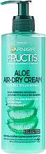 Voňavky, Parfémy, kozmetika Krém na vlasy - Garnier Fructis Aloe Air-Dry Cream