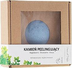 Voňavky, Parfémy, kozmetika Prírodný kameň na peeling na tvár, tyrkýsovy - Pierre de Plaisir Natural Scrubbing Stone Face