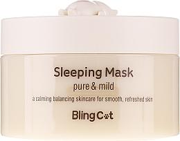 Voňavky, Parfémy, kozmetika Nočná maska na tvár - Tony Moly Bling Cat Sleeping Mask