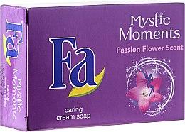 Voňavky, Parfémy, kozmetika Krém-mydlo - Fa Mystic Moments Shea Butter & Passion Flower Cream Soap
