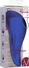 Voňavky, Parfémy, kozmetika Kefa na vlasy, 415957, modrá - Inter-Vion Untangle Metallic