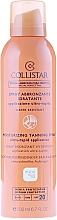 Voňavky, Parfémy, kozmetika Hydratačný sprej pre opaľovanie - Collistar Moisturizing Tanning Spray SPF20 200ml