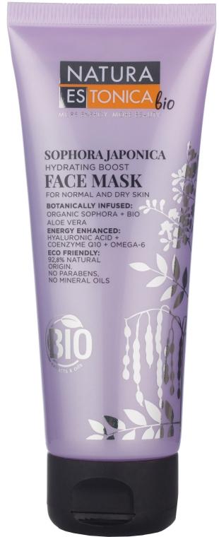 Maska na tvár Sophora Japončina - Natura Estonica Sophora Japonica Face Mask — Obrázky N1