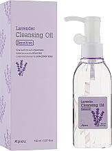 """Voňavky, Parfémy, kozmetika Čistiaci olej """"Levanduľa"""" - A'pieu Lavender Cleansing Oil"""
