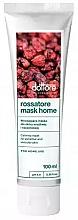Voňavky, Parfémy, kozmetika Upokojujúca maska pre citlivú a kuperóznu pokožku - Dottore Rossatore Mask Home