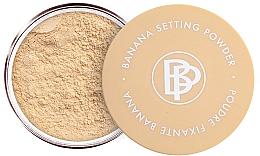 Voňavky, Parfémy, kozmetika Minerálny sypkový púder s fixáciou make-upu - Bellapierre Cosmetics Banana Setting Powder