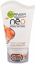 Voňavky, Parfémy, kozmetika Krémový dezodorant - Garnier NEO Nežný kvet