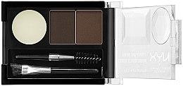 Voňavky, Parfémy, kozmetika Tiene na obočie - NYX Professional Makeup Eyebrow Cake Powder