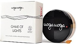 Voňavky, Parfémy, kozmetika Highlighter - Uoga Uoga Game Of Lights Highlighting Powder