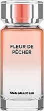 Voňavky, Parfémy, kozmetika Karl Lagerfeld Fleur De Pecher - Parfumovaná voda