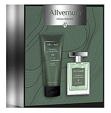Voňavky, Parfémy, kozmetika Allvernum Cardamom & Sandalwood - Sada (edp/100ml + sh/gel/200ml)