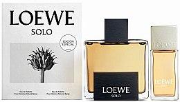 Voňavky, Parfémy, kozmetika Loewe Solo Loewe - Sada (edt/125ml + edt/30ml)