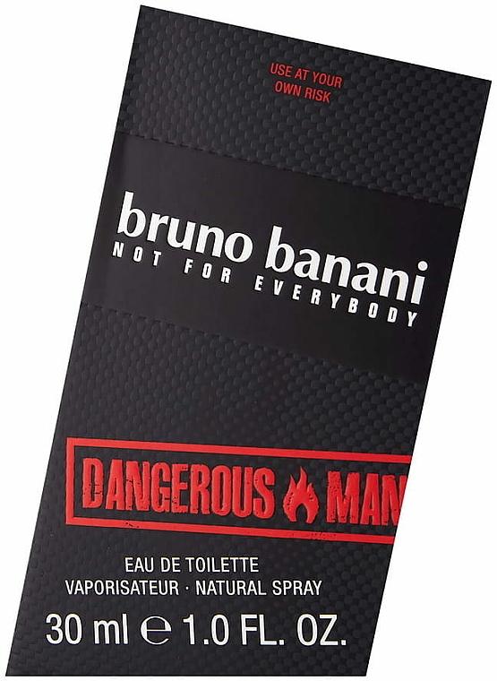 Bruno Banani Dangerous Man - Toaletná voda — Obrázky N2