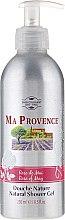 """Voňavky, Parfémy, kozmetika Sprchový gél """"Ruža"""" - Ma Provence Shower Gel Rose Of May"""