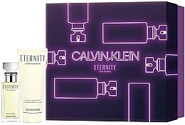 Voňavky, Parfémy, kozmetika Calvin Klein Eternity For Woman - Sada (edp/30ml + b/l/100ml)