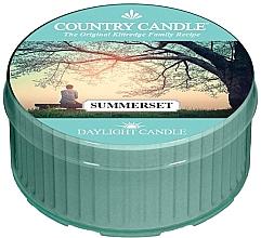 Voňavky, Parfémy, kozmetika Čajová sviečka - Country Candle Summerset Daylight