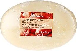 Voňavky, Parfémy, kozmetika Mydlo s arganovým a kokosovým olejom - Melvita Extra-Rich Soap