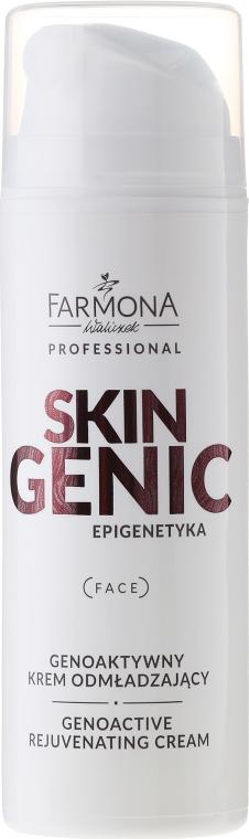 Genoaktivny pre tvár - Farmona Skin Genic Genoactive Cream