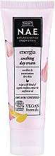 Voňavky, Parfémy, kozmetika Upokojujúci denný krém na tvár - N.A.E. Energia Soothing Day Cream