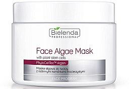 Voňavky, Parfémy, kozmetika Alginátová maska na tvár s materskými bunkami - Bielenda Professional Face Algae Mask