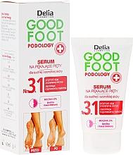 Voňavky, Parfémy, kozmetika Regeneračné sérum na nohy,hydratačná - Delia Good Foot