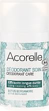"""Voňavky, Parfémy, kozmetika Osviežujúci valčekový deodorant """"Lotos a bergamot"""" - Acorelle Deodorant Care"""