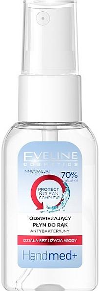 Antibakteriálny sprej na ruky - Eveline Cosmetics Handmed+
