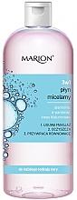 Voňavky, Parfémy, kozmetika Micelárna tekutina 3 v 1 - Marion