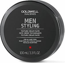 Voňavky, Parfémy, kozmetika Pánska krémová pasta na úpravu vlasov - Goldwell Dualsenses For Men Texture Cream Paste