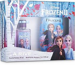 Voňavky, Parfémy, kozmetika La Rive Frozen - Sada (edp/50ml + sg/gel/250ml)