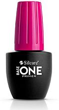 Voňavky, Parfémy, kozmetika Bezkyselinový primer na nechty - Silcare Primer Base One