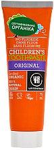 Voňavky, Parfémy, kozmetika Organická detská zubná pasta - Urtekram Childrens Toothpaste Original