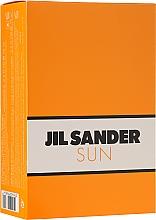 Voňavky, Parfémy, kozmetika Jil Sander Sun - Sada (edt/75ml + sh/gel/75ml)