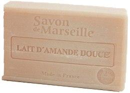 """Voňavky, Parfémy, kozmetika Prírodné mydlo """"Mandľové mlieko"""" - Le Chatelard 1802 Soap Almond Milk"""