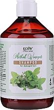 Voňavky, Parfémy, kozmetika Šampón na poškodené vlasy - Eco U Herebal Vinegar Shampoo