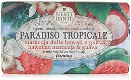 "Voňavky, Parfémy, kozmetika Mydlo ""Mučenka a guavas"" - Nesti Dante Paradiso Tropicale Hawaiian Maracuja & Guava Soap"