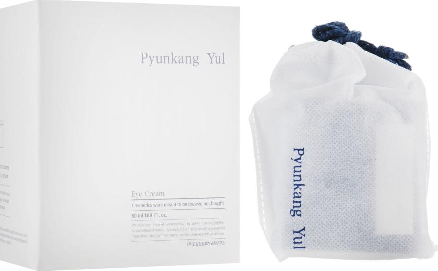 Výživný regeneračný krém pre viečka s výťažkom astragalus a prírodnými olejmi - Pyunkang Yul Eye Cream