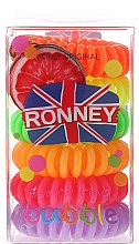 Voňavky, Parfémy, kozmetika Gumičky do vlasov - Ronney Professional Funny Ring Bubble 5