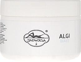 Voňavky, Parfémy, kozmetika Alginátová maska biela upokojujúca - Jadwiga Saipan Algi Biale