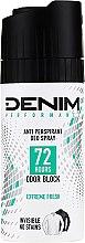Voňavky, Parfémy, kozmetika Sprej deodorant - Denim Deo Extreme Fresh