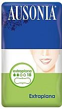 Voňavky, Parfémy, kozmetika Ultratenké vložky, 18 ks - Ausonia Compresses Extraplana
