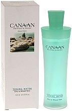 Voňavky, Parfémy, kozmetika Tonikum na báze vody pre mastnú a zmiešanú pleť - Canaan Minerals & Herbs Toning Water Normal to Oily Skin