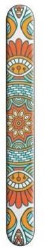 """Pilník na nechty """"Ethno"""", 77012, biely - Top Choice"""