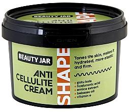 Voňavky, Parfémy, kozmetika Telový krém proti celulitíde - Beauty Jar Shape Anti-Cellulite Cream